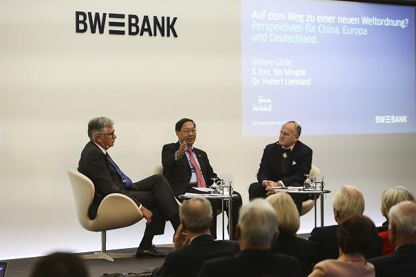 BW-Bank, Forum Wirtschaft, 21.11.18