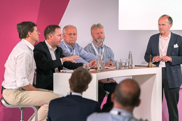 Deutsche Telekom AG: 24 hours 2016 at Schloß Hohenkammer, June 26 - 28, 2016